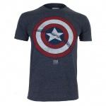 Marvel Comics - Captain America Shield T-Shirt