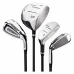 Silverline Golf Komplettschlägersatz TOUR CLASSIC TC-24