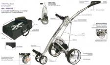 Komperdell Golf E-Caddy - Ersatzteile