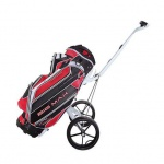 Concourse Golf Trolley-Bag BIG MAX vereint Trolley und Bag in einem
