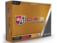 Wilson Staff DX3 Urethane Golfball (12 Bälle)
