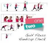 one two Golf Fitness Handicap Check