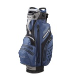 BIG MAX Golf AQUA i-Dry Aqua V1 Cartbag V-Lock System 9""