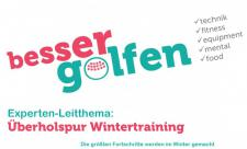 one two Golf Fitness Wintertraining Einzel