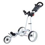 BIG MAX Golf TI 1000 Autofold 3 Rad Push Trolley