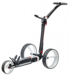 Motocaddy C-TECH Lithium Akku Design Golftrolley