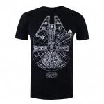Star Wars Millenium Falke T-Shirt