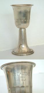 Silberpokal 1931 - Union Yachtclub Mattsee - Silber 800 - Vorschau