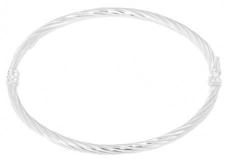 Armreif Silber 925 Silberreif Armspange Sterlingsilber Armband Damen