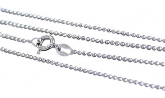 Halskette silber 50 cm