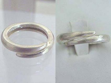 Massiver Silberring 925 super Design Ring Silber massiv Damenring Silber
