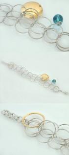 Super Armband große Glieder Silberarmband 925 Armband Silber Armkette