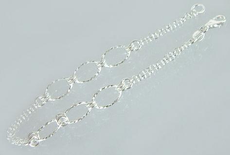 Armband Silber 925 Silberarmband Sterlingsilber cooles Armband 925 Armkette