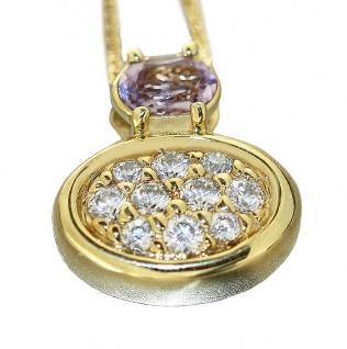 Anhänger Gold 585 /14 Karat mit oder ohne Goldkette Collier Halskette
