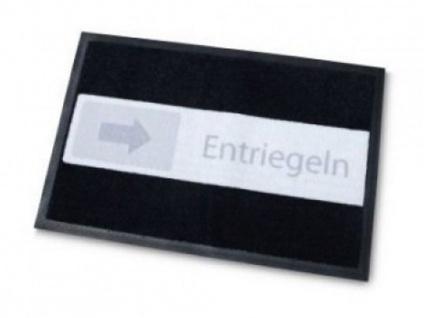 Die geile Fußmatte Entriegeln für alle Smartphone Fans!