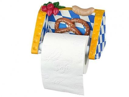 Toilettenpapierhalter Bayern
