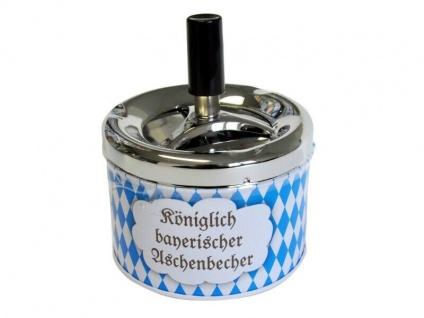 Königlich bayerischer Aschenbecher