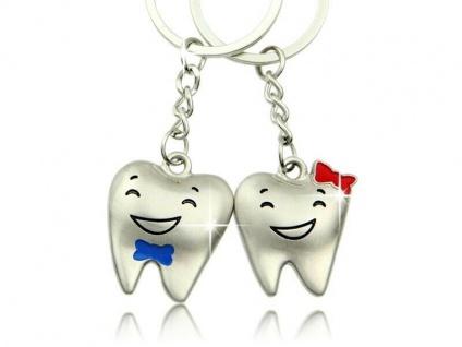 Edler Schlüsselanhänger - Steiler Zahn