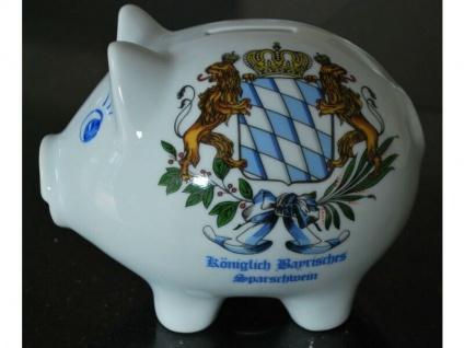 Königlich bayerisches Sparschwein