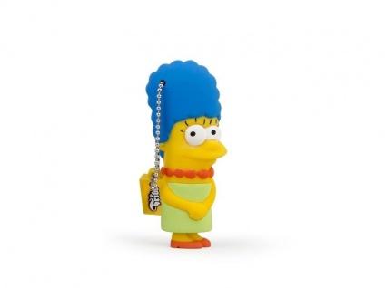 Der Marge Simpsons USB-Stick mit 8GB und Schlüsselanhänger