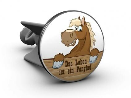 Handwaschbecken Stöpsel - Das Leben ist ein Ponyhof