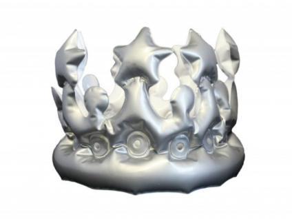 aufblasbare königliche Krone: Prinz