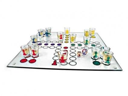 Versauf Dich nicht - Party Trinkspiel mit Gläsern