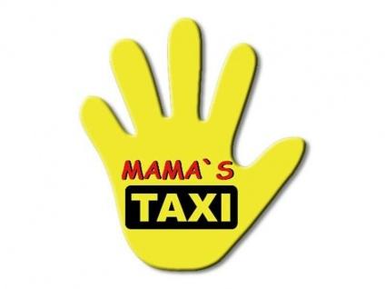 Hand für den Heckscheibenwischer - Mamas Taxi