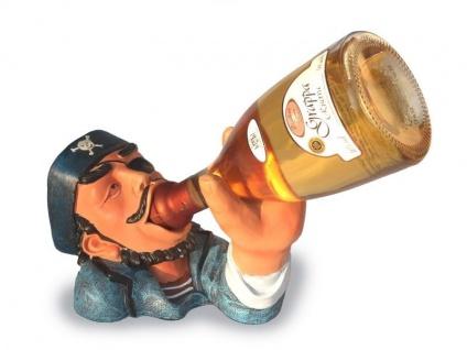 Die Flaschen Ablage - Der besoffene Seemann / Seefahrer