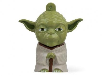 Der coole Star Wars Yoda als 8 GB USB-Stick mit Schlüsselanhänger