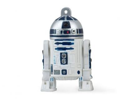 Der coole Star Wars R2 D2 Roboter als 8 GB USB-Stick mit Schlüsselanhänger