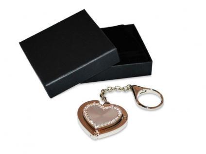 Handtaschenhalter HEART incl. Strass
