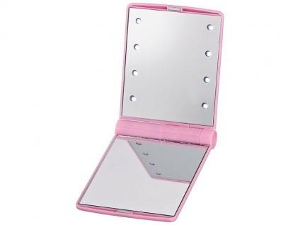 Moderner Make-up Spiegel mit LED Licht