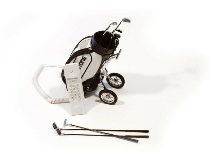 Golf Trolley Telefon