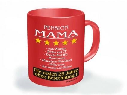 Tasse - PENSION MAMA