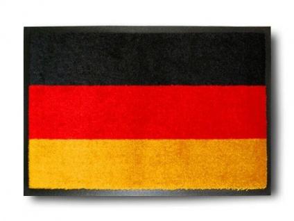 Fußabtreter - Deutschland Perfekt für die WM oder EM
