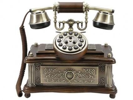 Nostalgisches altes Telefon mit neuer Technik 1903 - Vorschau