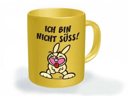Tasse Ich bin nicht Süß!