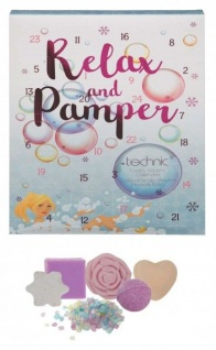 Technic - Relax & Pamper Toiletry Mädchen Adventskalender