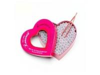 Die romantische Herz-Geschenkbox mit Losen