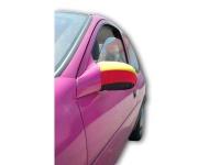 Auto Aussenspiegelfahne Deutschland - Rechts und Links
