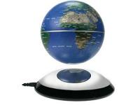 Globus - Erdball schwebend Designer Objekt 14cm