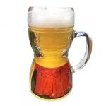 Bierkrug Dirndl 0, 5l