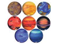 8 Planeten Teller
