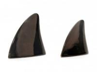 Das Hai Salz & Pfefferstreuer Set im Haifischflossen Design