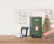 Advents-Kaffee-Kalender mit verschiedenen Kaffeesorten für 2 Personen