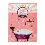 Festive Bubbles Mädchen-Adventskalender mit Bade-Bomben