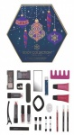 Body Collection Adventskalender für Frauen mit Kosmetikprodukten und Utensilien