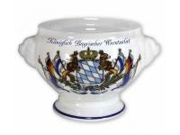 Königlich Bayrische Wurstsalatschüssel 1, 00 Liter
