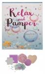 Technic - Relax & Pamper Toiletry Mädchen Adventskalender